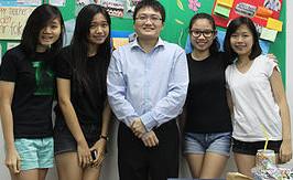 Jerlin Huang (St. Andrew's Junior College)