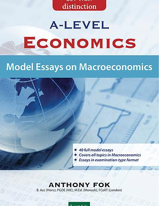 model essays for a level economics Database of example economics essays - these essays are examples of the work produced by our professional essay writers.